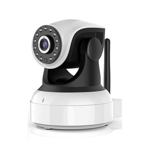 IP camera - Motion Sensor - 720p - White