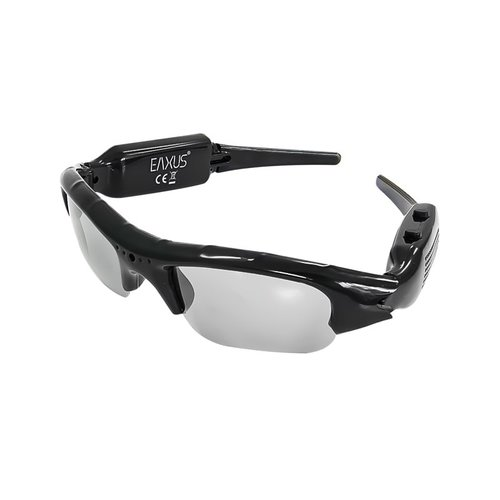 Eaxus - Sunglasses -  With built-in camera