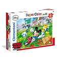 Merkloos Clementoni - Puzzle - Mickey Mouse - 24 pieces