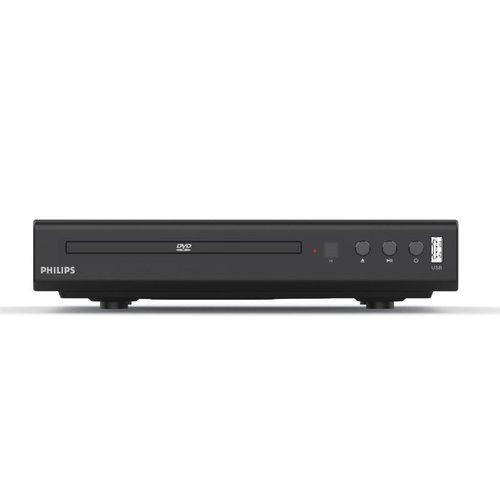 Philips - TAEP200 - DVD-speler - met CD-ondersteuning - Zwart
