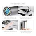 Parya Home - Automatische Zeepdispenser - Met sensor