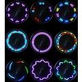 Parya Official - Colourful LED spoke light - 2x