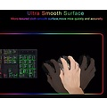 Parya Official - Gaming Muismat - LED Verlichting