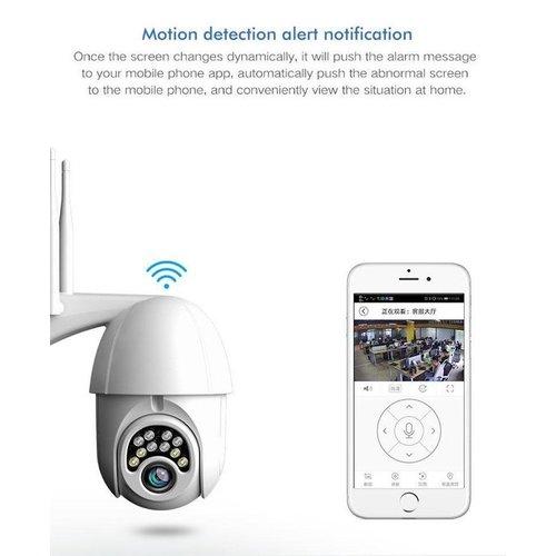 Merkloos Beveiligingscamera  - Draai- en kantelbaar - Voor buiten