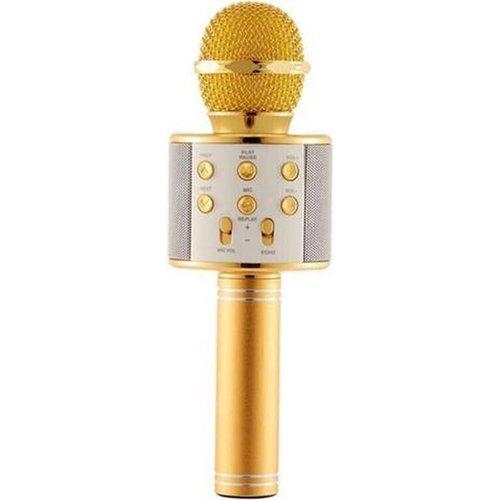 Karaoke Microfoon - Draadloos - Bluetooth Verbinding