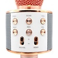 Merkloos Karaoke Microfoon - Draadloos - Bluetooth Verbinding