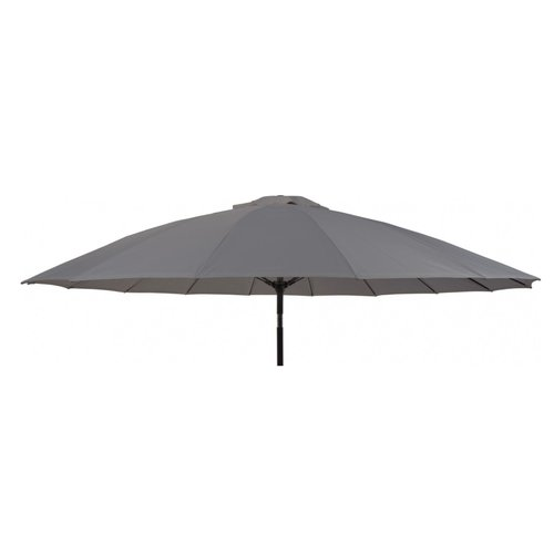 Pro Garden Pro Garden - Parasol Shanghai - Ø2,7 M - Dark Grey