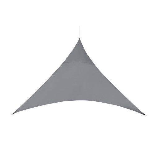 Shade cloth - 3x3x3 meter - Grey