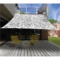 Ambiance - Shade cloth - Camouflage White - 2x3m