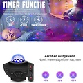 Starlight - Projector - Includes music - Bluetooth & USB connection