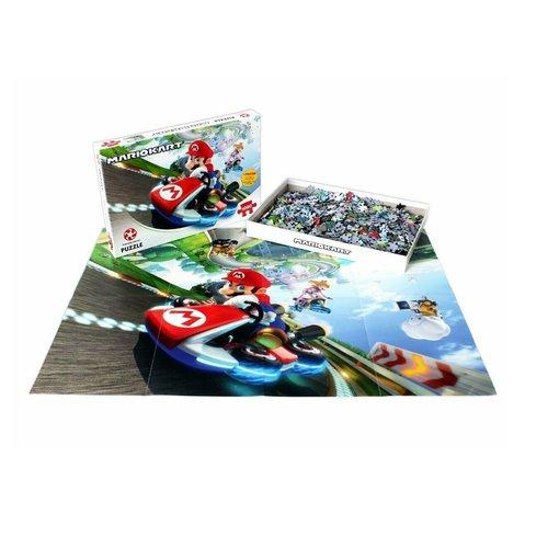 Super Mario - Puzzle - Mario Kart 8 - 1000 pieces