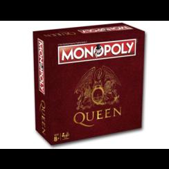 Monopoly - Queen - Gezelschapsspel - Engelstalig Bordspel