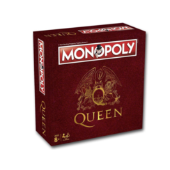 Monopoly - Queen -  Party game - English board game