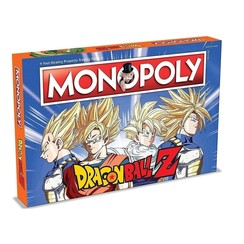 Monopoly - Dragon Ball Z - Party game - English board game