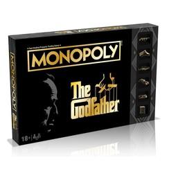 Monopoly - The Godfather- Gezelschapsspel - Engelstalig Bordspel