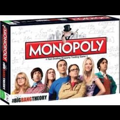 Monopoly - The Big Bang Theory -  Engelstalig Bordspel