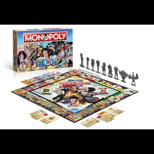 Monopoly One Piece - Engelstalig Bordspel