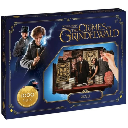 Winning Moves Jigsaw Fantastic Beasts 1000 Pieces