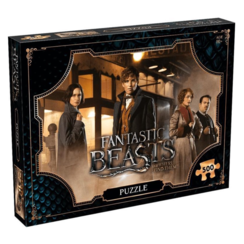 Winning Moves Jigsaw Fantastic Beasts 500 Pieces