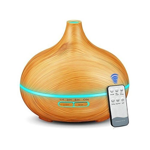 Luxury Aroma Diffuser - 400ml - Including remote control
