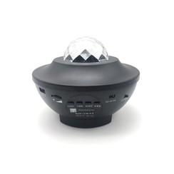 Sterrenlamp - Projector - Incl. muziek - Bluetooth & USB-aansluiting
