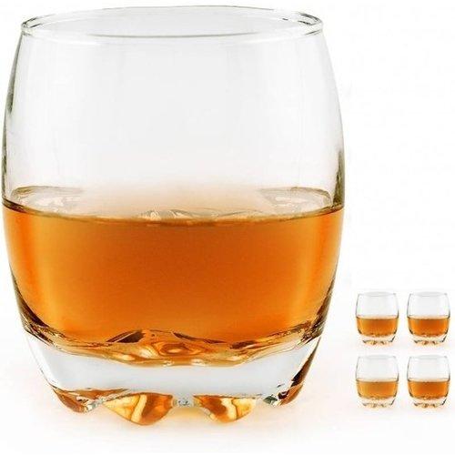 Chic Whisky Glasses (Set Of 4)