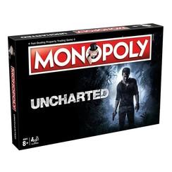 Monopoly - Uncharted - Bordspel - Engelstalige Versie