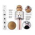 Karaoke Microphone - Wireless - Pink