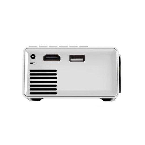 Parya Official - Mini Beamer - Full HD - 1080P - Mini Projector
