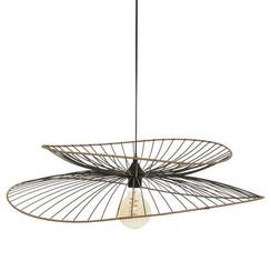 Stylish metal hanging lamp