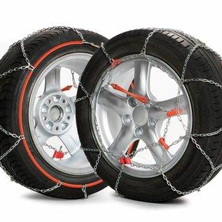 SnovitKN Schneeketten für PKW   Reifengröße 155/80R12