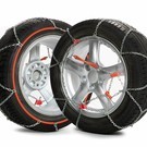 SnovitKN Schneeketten für PKW   Reifengröße 245/50R18