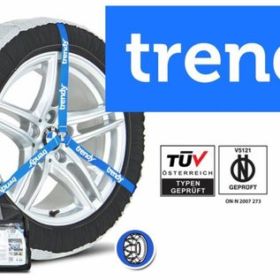 Picoya Trendy Schneesocken für Autoreifengröße 315/40R21 Modell Trendy Snowsock