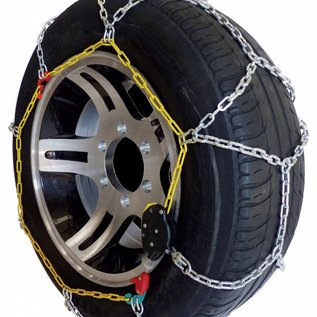 PicoyaTRSUV Schneeketten automatisch spannend für SUV's mit Reifengröße: 215/75R16