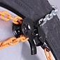 PicoyaIdeal Schneeketten PKW 9mm 195/80R15