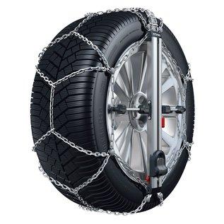 König Easy Fit PKW Schneeketten für Reifengröße 215/45R17