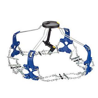 RUD-Centrax RUD Centrax Laufflächenschneeketten für SUV, 4x4 Fahrzeuge und Transporter | Reifengröße 195/75R16
