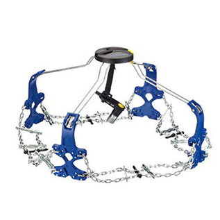 RUD-Centrax RUD Centrax Laufflächenschneeketten für SUV, 4x4 Fahrzeuge und Transporter | Reifengröße 295/45R19