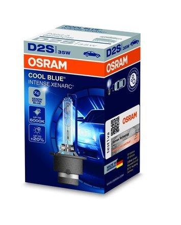 Osram Xenon Cool Blue Intense D2S Simple