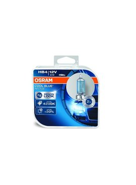Osram Cool Blue Intense HB4/9006 blister double
