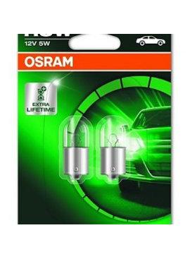 Lampe à incandescence Osram Ultralife 12v 5w Ba15s