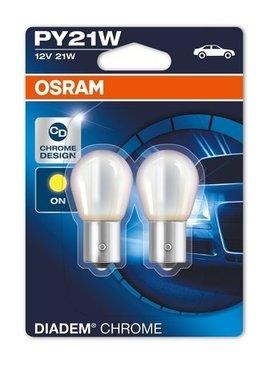 Lampe à incandescence Osram Diadem 12v 21w bau15s Diadem