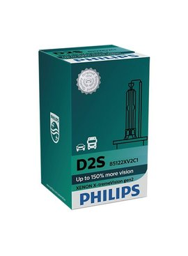 Philips D2S XtremeVision gen2