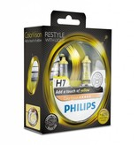 Philips H7 Colorvision Jaune Blister double