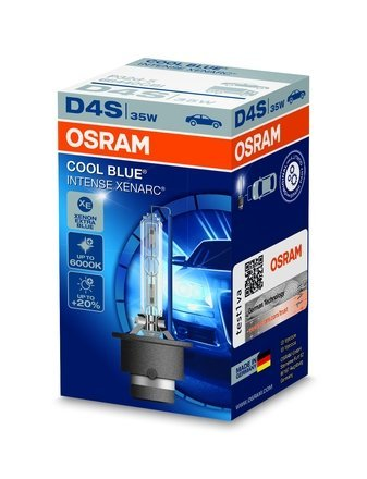Osram Xenon Cool Blue Intense D4S Simple