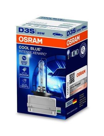 Osram Xenon Cool Blue Intense D3S Single