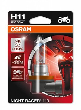 Osram Night Racer 110% H11