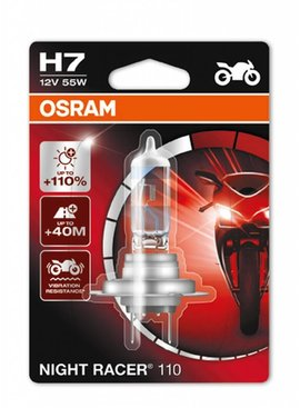 Osram Night Racer 110 % H7