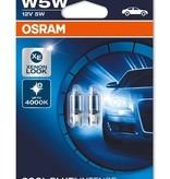Osram Cool Blue Intense Wedgebase