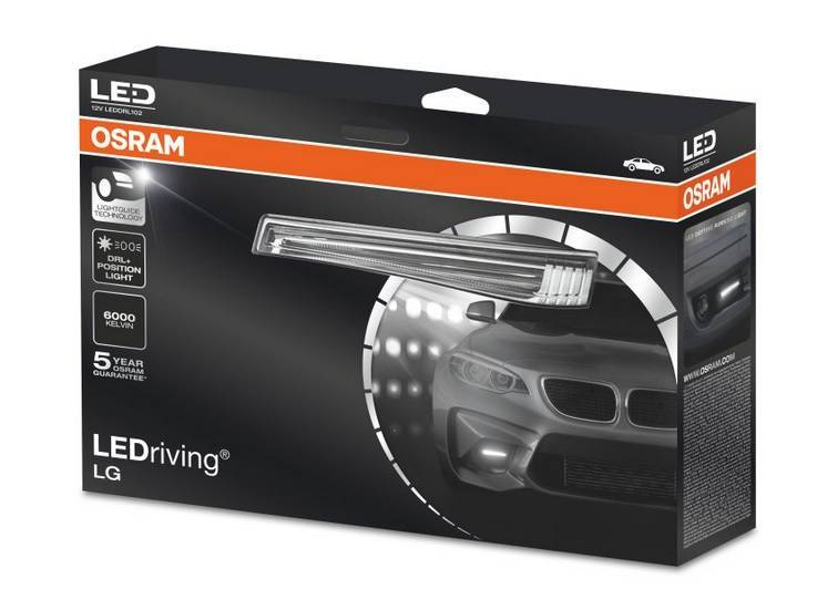 Osram Ledriving LG DRL 102